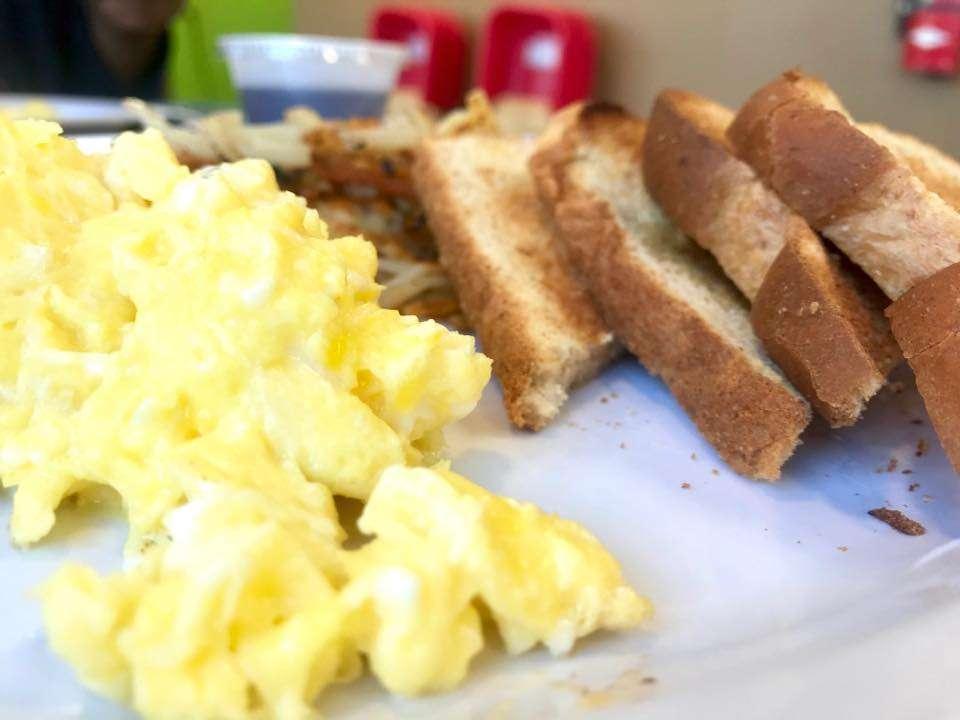 Egg King Cafe
